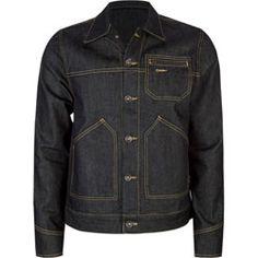 Electric Quincy Mens Denim Jacket