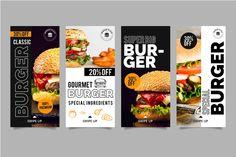 Food Graphic Design, Food Poster Design, Ad Design, Story Instagram, Instagram Posts, Food Instagram, Food Banner, App Design Inspiration, Logo Food