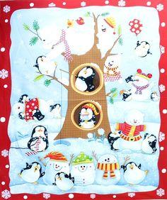 Henry Glass - Nidhi Wadhwa 'Penguin Parade'