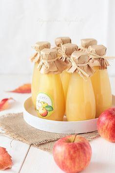 Sok jabłkowy na zimę