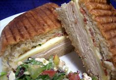 Celebrate National Panini Month with us.