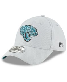 New Era Jacksonville Jaguars Training 39THIRTY Cap - Gray L XL Jacksonville  Jaguars dfd7a1552