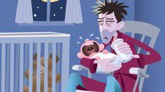 Don't lose sleep over you baby teething!!!