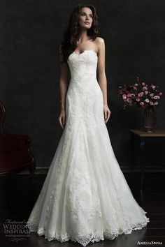 AmeliaSposa 2015 Wedding Dresses | Wedding Inspirasi