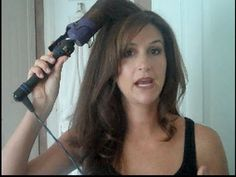 How to Curl Hair: Big, Loose Curls