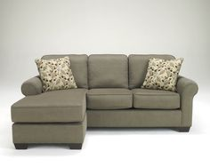 Danely Dusk Polyester Sofa Chaise