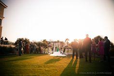 Javier Lozano, boda en el Hotel AR Golf Almerimar