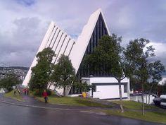 Tur til NordKapp: juli 2011