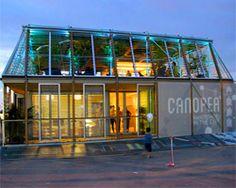 canophea house.futuristic.wow