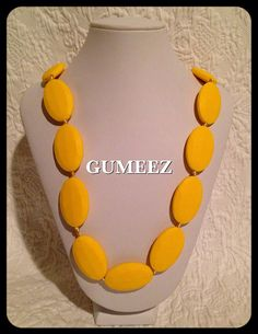 GUMEEZ Teething Necklace