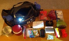 How to Prepare a Bug Out Laptop Kit – Bulletproof Survival Survival Essentials, Emergency Survival Kit, Hiking Essentials, Survival Food, Survival Prepping, Do It Yourself Kit, Bug Out Bag, Creature Comforts, August 2013