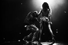 jay z & beyonce. I have always liked this pic....I love the way these two jamdle their business, together and separately