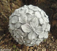 Plaster Flowers on Pinterest by Amy Portofe | Plaster, Plaster Molds ...
