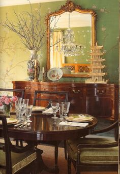 A Flair for Vintage Decor: Hey Nashville! A Pagoda at Gas Lamp and an Estate Sale...