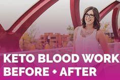 Keto Blood Work Results #keto #lowcarb #ketogenic
