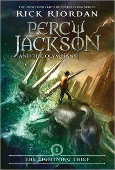 The Lightning Thief (Percy Jackson and the Olympians, Book 1): Rick Riordan: 9780786838653: Amazon.com: Books
