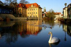 Villa Concordia in Bamberg, Bavaria, Germany