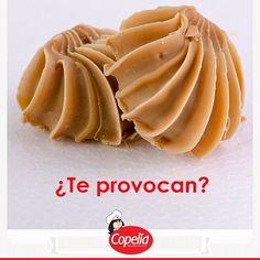 Las #ConchitasCopelia están hechas por fuera y por dentro de puro arequipe ¿Te provoca? www.alimentoscopelia.com