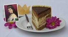 Císařovna Sissi a anorektička? Víme, že nejraději mlsala tenhle dortík!