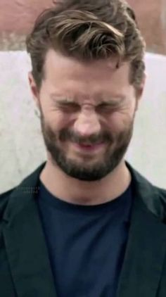Jamie Dornan  what are you doing?
