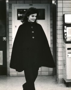 Jackie O by Ron Galella, 1969.