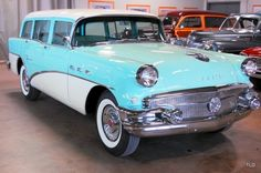 1956 Buick Special Wagon