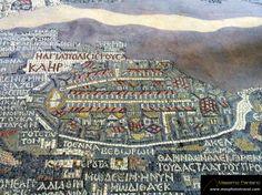 Madaba, Giordania. MaxPhotoTravel