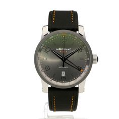 Montblanc Timewalker Voyager UTC - in-stock right now so check online...