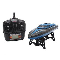 SkyCo Rc Boat High Speed Remote Control Electric RC Racing Boats Toy for Kids Men Boys Girls Adults Pool Lake Outdoor Use Bonus Extra Battery Remote Control Boat, Radio Control, New Boats For Sale, Boat Radio, Electric Boat, Speed Boats, Water Crafts, Courses, Racing