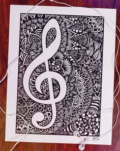 Clear Your Head Grab Markers And Lets Color Featuring High Quality Thick Paper This Coil Bound Coloring Book Has 15 Intricate Designs To E