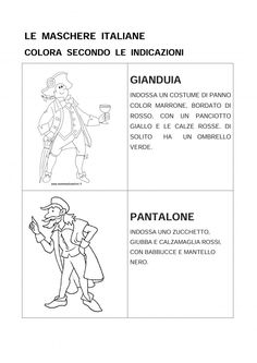 Teaching Materials, Commedia, Education, 3, Memes, Messina, Blog, Carnival, Geography