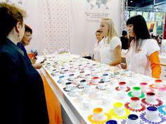 Produktpräsenation Farbgele