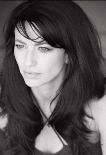 Claudia Black, voice of Morrigan from Dragon Age.