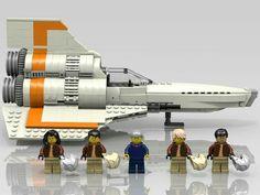 Battlestar Galactica LEGO
