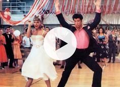 Every Dance Move from Every Movie Ever to put a smile on your face :) Just Dance, Shut Up And Dance, Shall We Dance, Dancing In The Rain, Grease Dance, Grease Movie, Dance Videos, Music Videos, Mal Humor