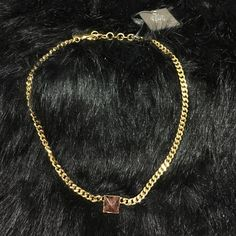 """Selling this """"LISTING Vince Camuto Gold Python Necklace"""" in my Poshmark closet! My username is: allaboutmeposh. #shopmycloset #poshmark #fashion #shopping #style #forsale #Vince Camuto #Jewelry"""