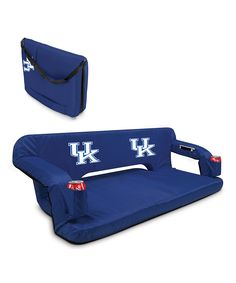 Navy Kentucky Reflex Travel Couch