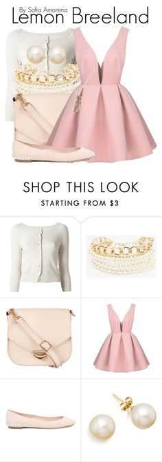 """""""Lemon Breeland"""" by sofiaamorena ❤ liked on Polyvore featuring Pinko, ZALORA, Alexander McQueen and STONE"""