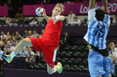 Is the Icelandic handball team the most important squad at the Olympics? http://ti.me/OC9J8s #The Olympics