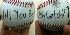 Cute idea for a save the date picture. Bride holding one ball, groom holding the other ball Cute i Asking To Homecoming, Homecoming Proposal, Homecoming Ideas, Asking A Girl Out, Asking Someone Out, Save The Date Pictures, Prom Pictures, Dance Proposal, Romantic Proposal