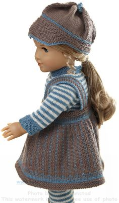 Baby born stricken anleitung 28 ideas for 2019 Knitting Dolls Clothes, Doll Clothes Patterns, Clothing Patterns, Baby Born Clothes, Girl Doll Clothes, Crochet Doll Dress, Knitted Dolls, Baby Born Kleidung, Costume Marin