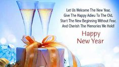 The New Year 2019 is just a few days ago and people are now posting Happy New Year 2019 quotes. Here are 15 latest Happy New Year Greetings HD images for you. Happy New Year Quotes, Happy New Year Greetings, Quotes About New Year, Happy New Year 2019, Hd Quotes, Winter Quotes, Hd Images, New Beginnings, Let It Be
