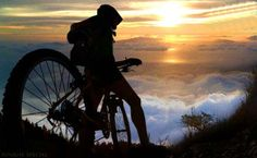 On Maui, you can arrange for a downhill bicycle ride, arriving pre-dawn to see the sun rise from Haleakala's 10,023 summit. ASTONISHING!!! If you're vacationing on Maui, you MUST do this!
