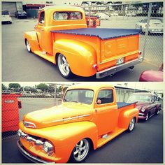 Nice classic Ford pickup truck #protecautocare