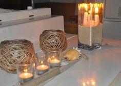 Set the mood with a few candles #CatamaranHorizons #Honeymoons