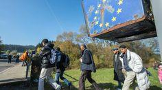 Gegenseitige Schuldzuweisungen zwischen Deutschland und Österreich in der Flüchtlingskrise brächten nichts, meint der…