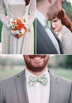 Snippets, Whispers & Ribbons #60 Beautiful country wedding by Feather & Stone on Magnolia Rouge