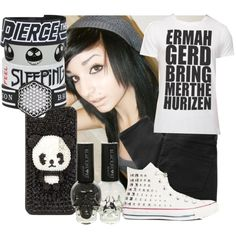 Gaaaaahhhh get me that phone case! Scene Outfits, Emo Outfits, Summer Outfits, Dark Fashion, Emo Fashion, Scene Style, My Style, Emo Clothes, Cute Emo