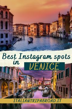 Best photography spots in Venice