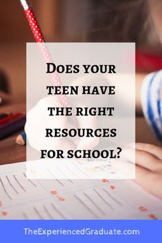 Many teens struggle in school because they are not given the right resources or support in order to do well in school. As parents, we try our best to help equip our teens with the right resources for success. Do you know which are the BEST resources to provide for your teen? Saving For College, College Tips, Middle School Hacks, School Tips, High School Tutoring, Essay Tips, Educational Activities For Kids, Study Skills, Character Education